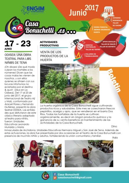 Boletín Junio 2
