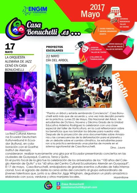 Boletín Mayo 2-01