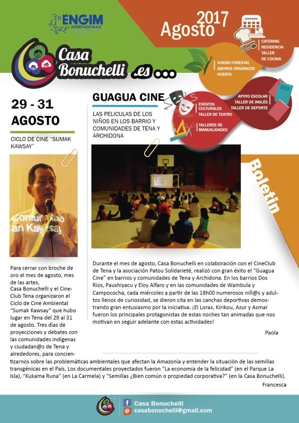 Boletín Agosto 2-01